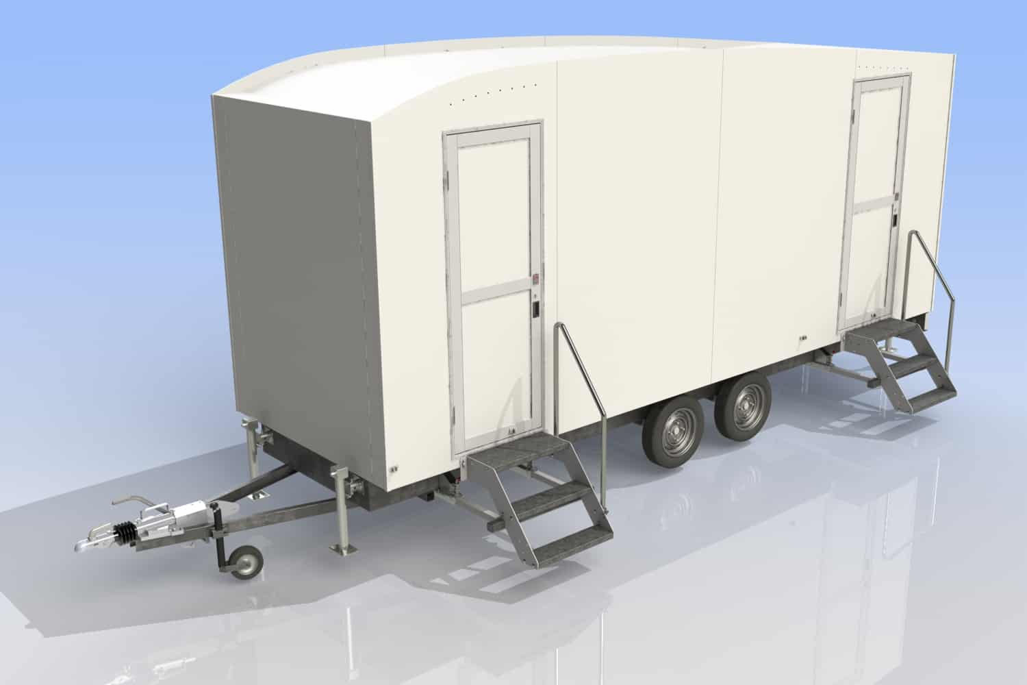 Gigloo - Luxury Mobile Toilet and Shower Sales